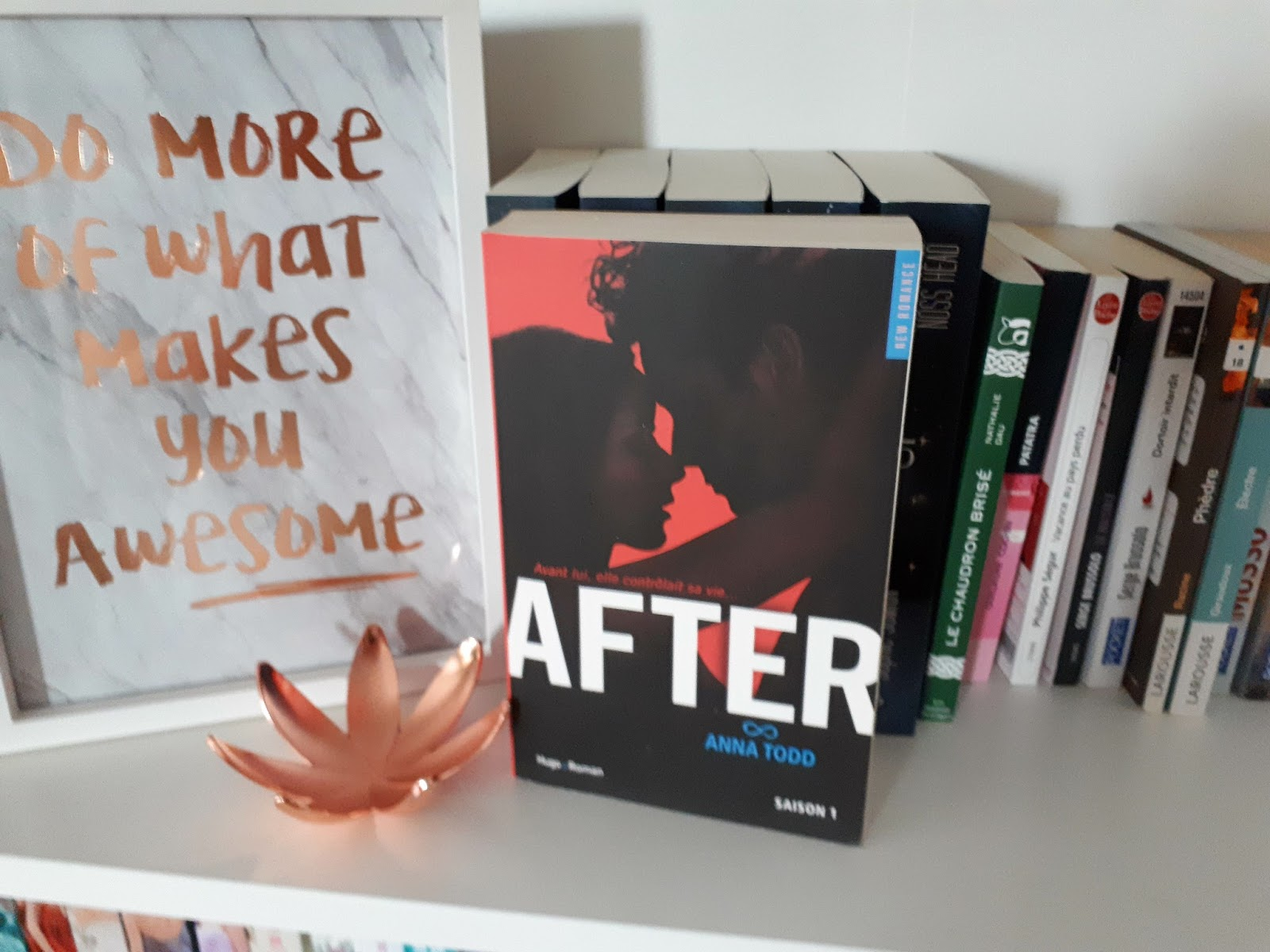 After Tome 1 Anna Todd Laure En Livre